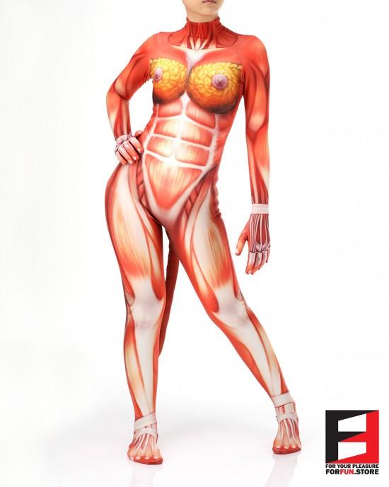 Pet Muscle Women PETSUIT M001W