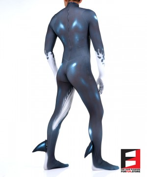 Aquatic Whale PETSUIT OR001