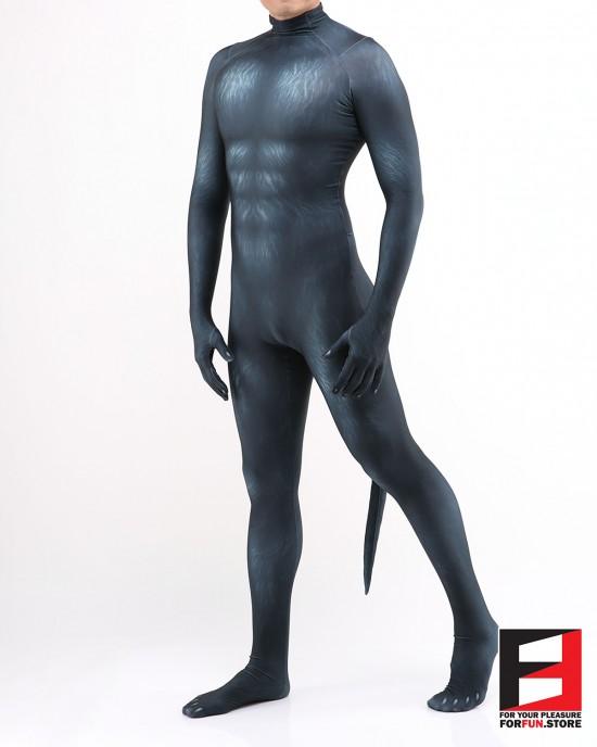 Color Black PETSUIT PC001-BLACK