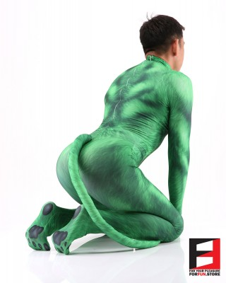 Color Green PETSUIT PC001-GREEN