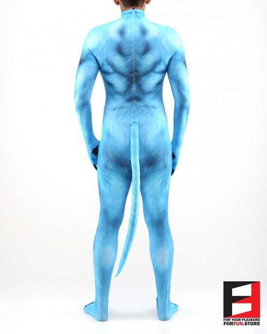 Color Light Blue PETSUIT PC001-LIGHTBLUE