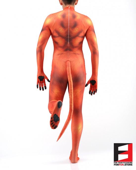 Color Orange PETSUIT PC001-ORANGE