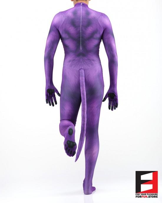 Color Purple PETSUIT PC001-PURPLE