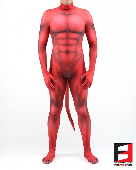 Color Red PETSUIT PC001-RED