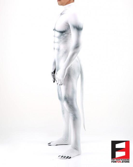 Color White PETSUIT PC001-WHITE