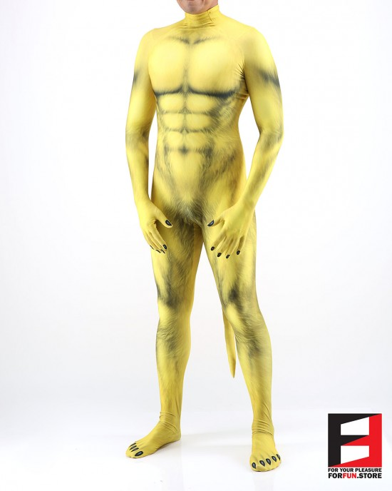 Color Yellow PETSUIT PC001-YELLOW