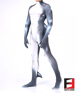 Aquatic Shark PETSUIT SH001