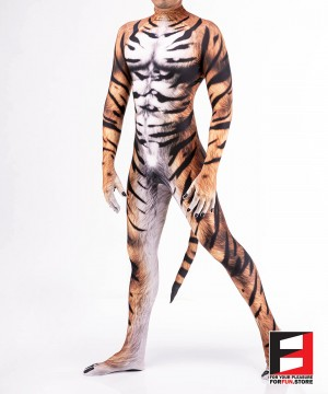 Tiger Men PETSUIT T001M