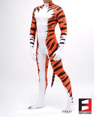 Tiger Cartoon PETSUIT T003-V4