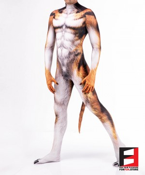 Wolf Men PETSUIT W001M