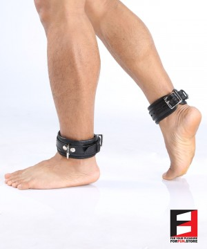 LEATHER BASIC ANKLE RESTRAINTS AK001