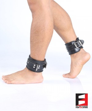 LEATHER PRO ANKLE RESTRAINTS AK002