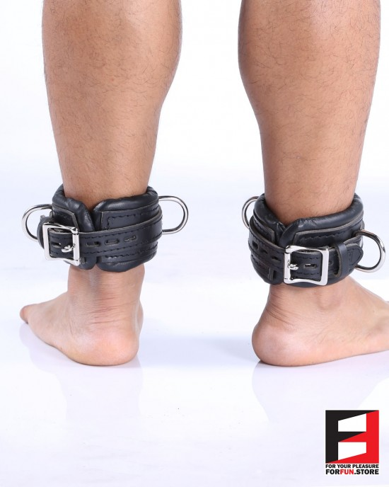 LEATHER SUPREME ANKLE RESTRAINTS AK003