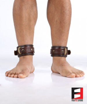 LEATHER CLASSIC ANKLE RESTRAINTS AK007