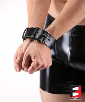 LEATHER BELT SINGLE HOLES 50CM