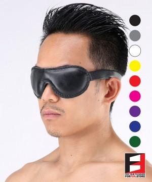 LEATHER BASIC BLINDFOLD BF001