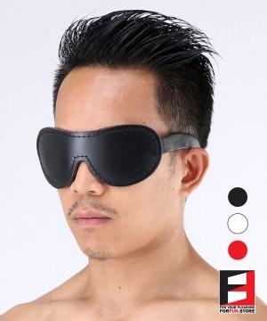 LEATHER PRO BLINDFOLD BF003
