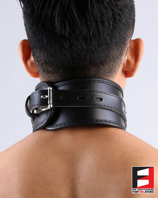 LEATHER PRO COLLAR CL002