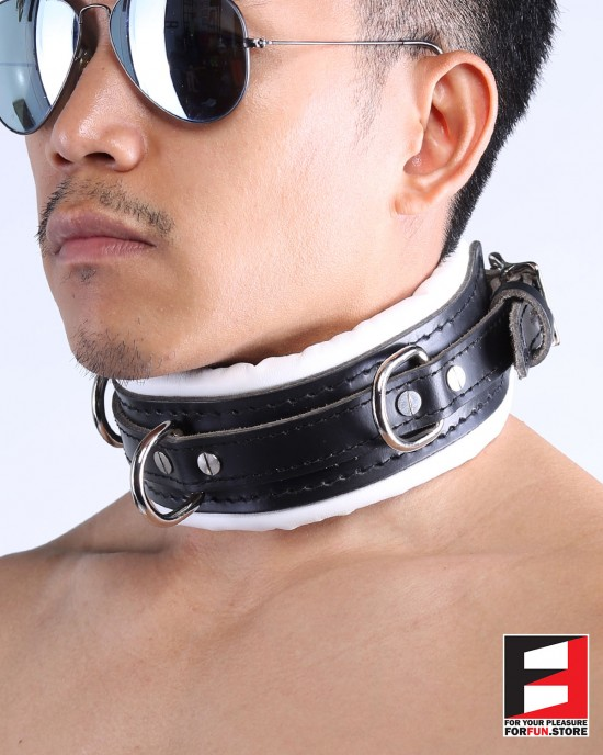 LEATHER SUPREME COLLAR CL003