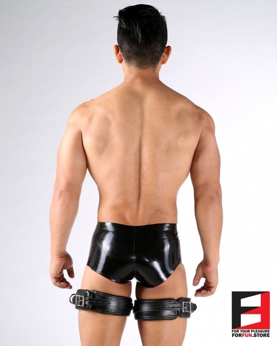 LEATHER PRO THIGH RESTRAINTS TH002