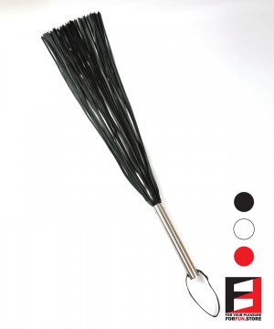 LEATHER WHIPS 100CM 60LINES WP004
