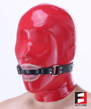50MM PREMIUM SILICONE BALL GAG GG001L