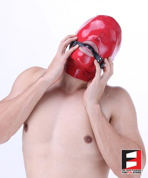 35MM PREMIUM SILICONE BALL GAG GG001S