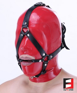 O RING GAG HARNESS GH002