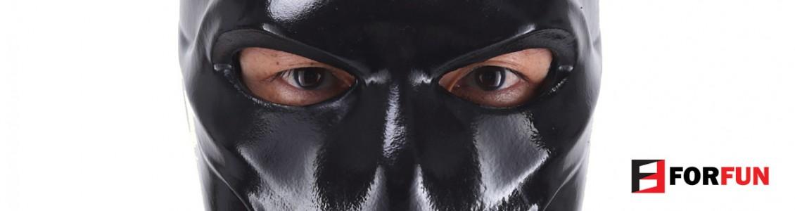 Rubber Drone Masks